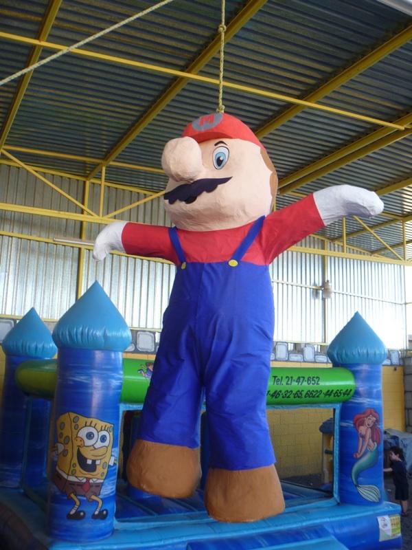 Pinatas De Mario Bros